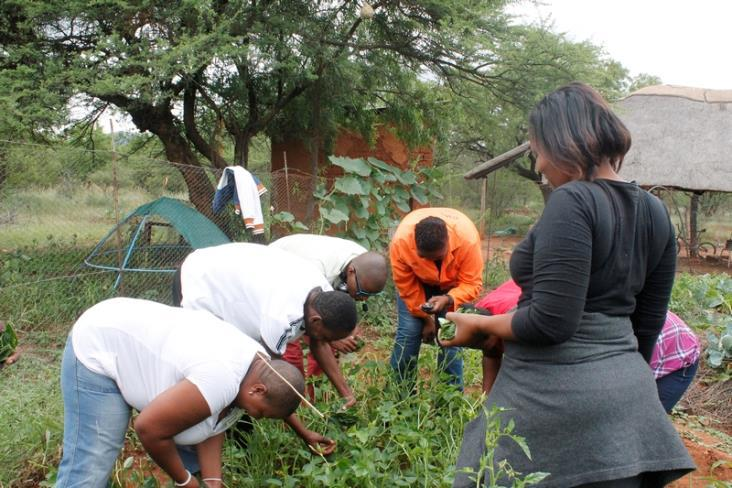 Fedup And Utshani Fund Introduce Project Permaculture