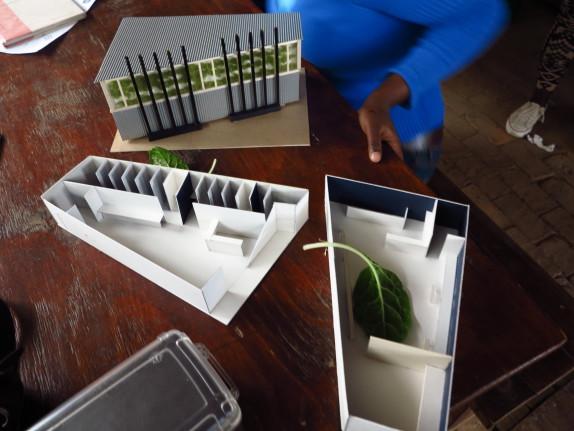 Model of Siphumelele WaSH facility