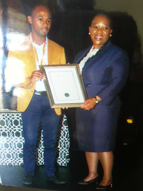 SAPI Award Ceremony in Durban, Oct  2014