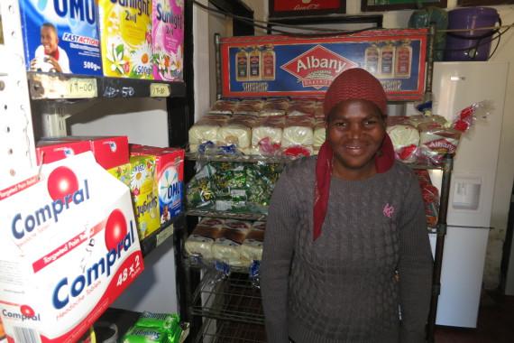 Sophie Mofokeng's tuckshop