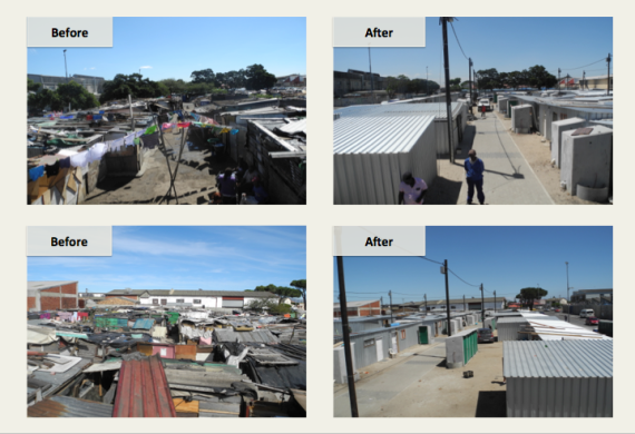 Informal Settlement Upgrading