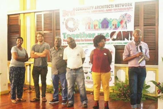 SA SDI Alliance Team