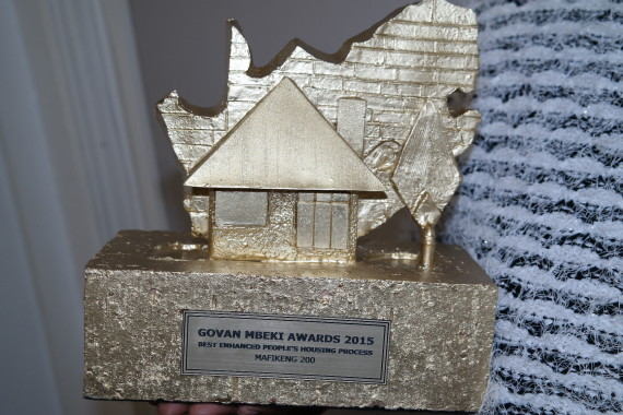 Mafikeng 200 Govan Mbeki Award