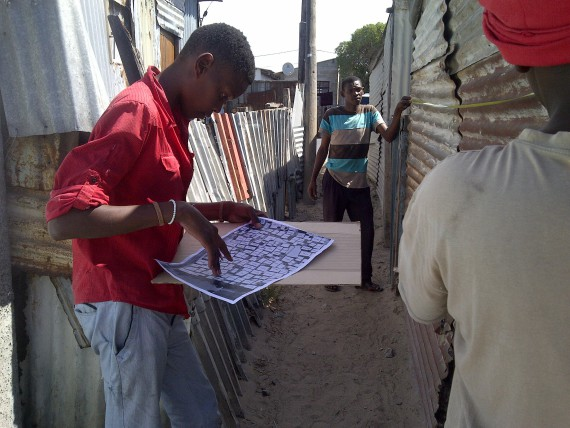 Joint Planning in Khayelitsha Cape Town