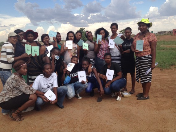 FEDUP's KwaNdebele youth group in Mpumalanga