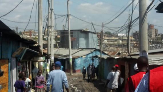 Visit to Mukuru, Nairobi