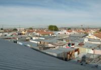California Reblocking Project, Cape Town